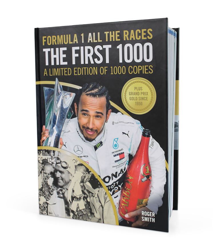 Formula 1 All The Races – The First 1000