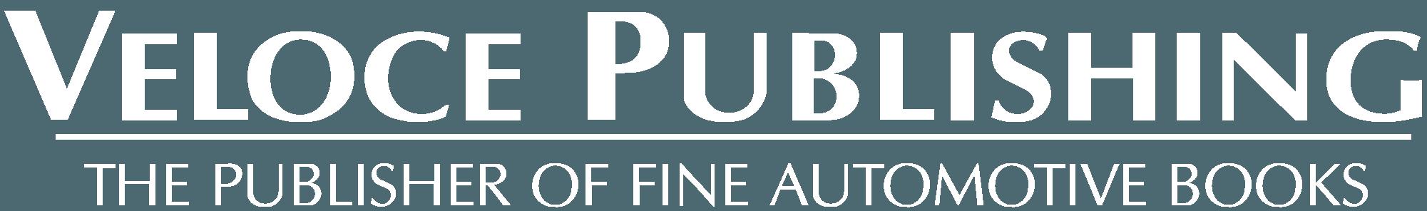 Veloce Publishing Title Script logo